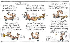 leunig on life